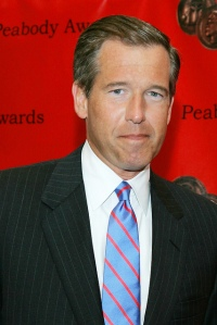 Brian Williams, anchor and managing editor of NBC Nightly News (photo by Peabody Awards)