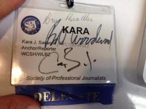 SPJ Badge